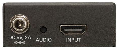 Tripp Lite B126-002 HDMI over Cat5 Extender/Splitter, 2-Port Local Transmitter Unit B126-002