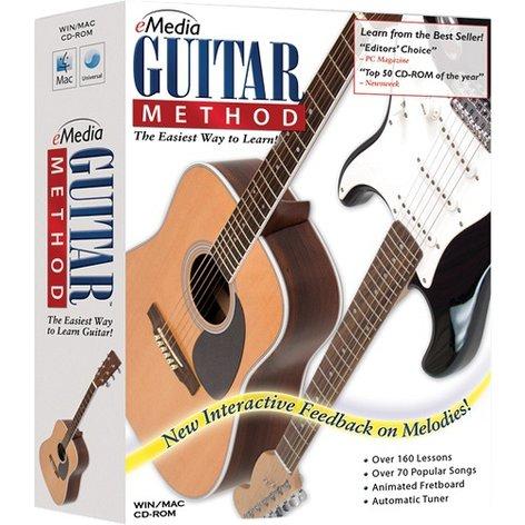 Amazon. Com: emedia guitar method v6 special edition with 170+.