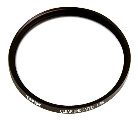 Tiffen 127CLR-UN  127mm Uncoatd Clear Filter 127CLR-UN