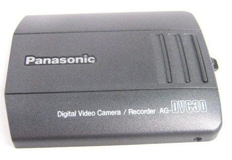 Panasonic VYK1F27S Panasonic Camcorder Top LCD Case VYK1F27S