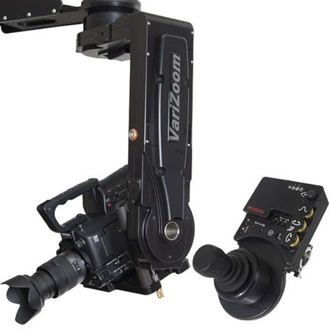 Varizoom VZCINEMAPRO-JR-K4 CinemaPro Jr Remote Head with Jibstick Controller VZ-CINEMAPRO-JR-K4