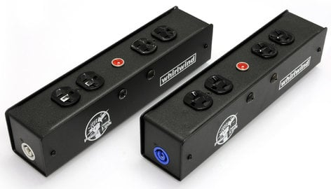 Whirlwind PL1-420B Power Link Distro with Breaker PL1-420B
