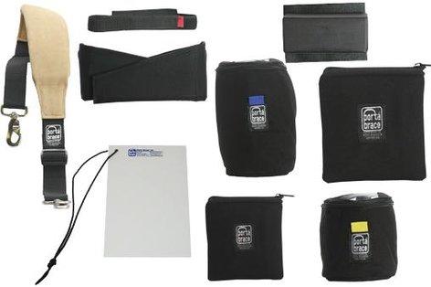 Porta-Brace CS-DC3U Digital Camera Carrying Case in Blue & Black CS-DC3U