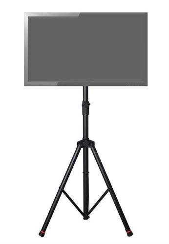 Gator Cases GFW-AV-LCD-2 Frameworks Deluxe Adjustable Tripod LCD/LED Stand GFW-AV-LCD-2
