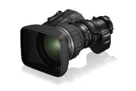 "Canon KJ17EX7.7BITS-ME  2/3"" HD Remote Control Zoom Lens KJ17EX7.7BITS-ME"