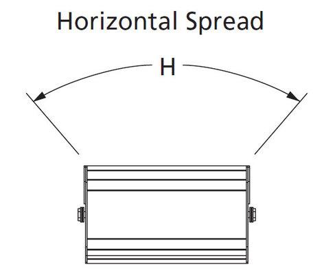 ETC/Elec Theatre Controls SELLH20-11 Selador Series Fixture Lens, 20 Degree Horizontal SELLH20-11