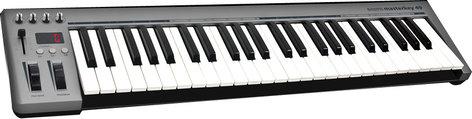 Acorn Instruments MASTERKEY-49 Masterkey 49 49-Key USB MIDI Controller with PreSonus Studio One Artist MASTERKEY-49
