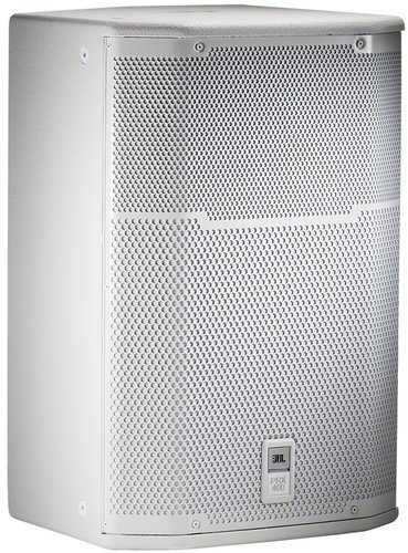 "JBL PRX415M-WH 15"" Two-Way Passive Loudspeaker / Stage Monitor in White PRX415M-WH"