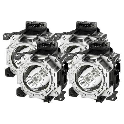 Panasonic ETLAD510F  4-Pack of Replacement Lamps for PT-DZ21K Series Projectors ETLAD510F