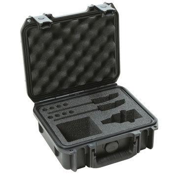 SKB Cases 3I-0907-4-SFP  Molded Case for Shure FP Wireless 3I-0907-4-SFP