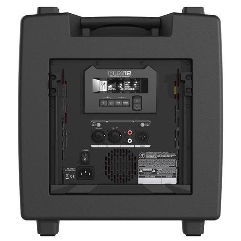 "Mackie DLM12 2000W 12"" Full-Range Powered Loudspeaker DLM12"
