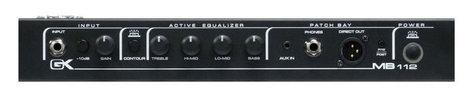 """Gallien-Krueger MB112-II 200W 1x12"""" Bass Combo Amplifier MB112-II"""