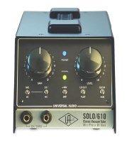 Universal Audio SOLO-610  Mic Tube 1Ch Pre/DI  SOLO-610