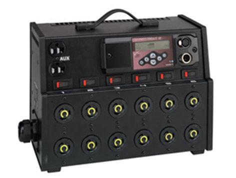 ETC/Elec Theatre Controls SM6-10Z-A SmartModule 2, 6 Circuit, 3-Phase GTL In, Dual Edison Out SM6-10Z-A