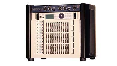 ETC/Elec Theatre Controls SP3-1220AV Sensor3 Portable Pack 12 x 20A with Edison and Multi-Pin Connectors SP3-1220AV