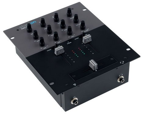 Stanton SMX202  2 Channel DJ Mixer SMX202