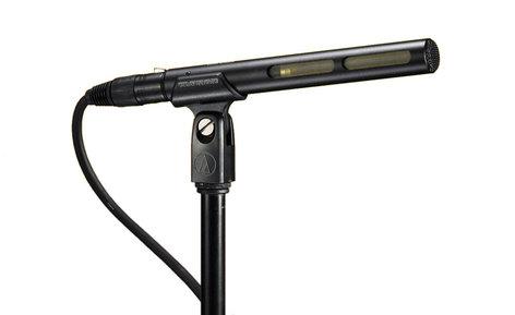 "Audio-Technica AT875R 6.9"" Long Shotgun Mic, Line + Gradient Condenser AT875R"