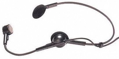 Audio-Technica PRO8HE-CW Dynamic Headworn Mic, for Unipak System PRO8HE-CW