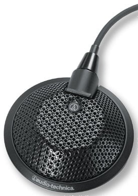 Audio-Technica U841A Omnidirectional Condenser Boundary Microphone U841A