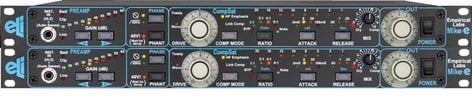 Empirical Labs TWIN-PAK  Dual Channel Mike-E  TWIN-PAK