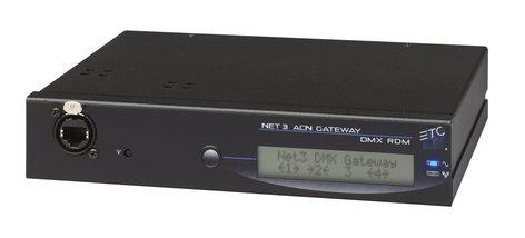 ETC/Elec Theatre Controls N34G-FP4F Net3 Front Panel DMX Kit N34G-FP4F