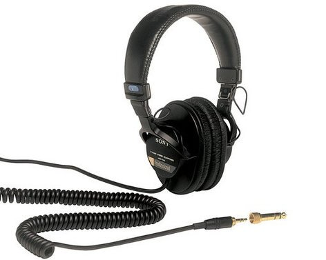 Sony MDR-7506 Professional Headphones MDR7506