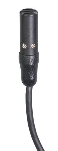 Audio-Technica AT898 Subminiature Cardioid Condenser Lavalier Microphone AT898