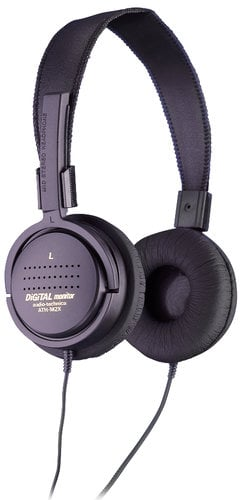 Audio-Technica ATH-M2X Open-Back Dynamic Stereo Headphones ATHM2X
