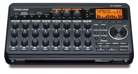Tascam DP-008EX  8-Track Portastudio Recorder with FX DP-008EX