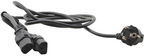 Kramer C-ACY/US 6' USA 110 V AC TBUS Power Cord Dual Outputs C-ACY/US