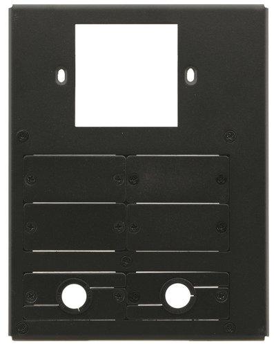 Kramer T1AF-16 Inner Frame for TBUS-1AXL (1 Power, 6 Insert Slots) T1AF-16