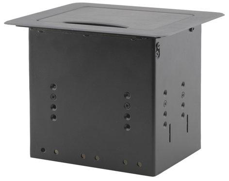 Kramer TBUS-3XL  Table Mount Modular Multi-Connection Solution - Tilt-Up Lid TBUS-3XL