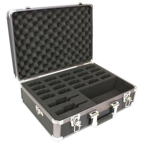 Williams Sound CCS 036 Receiver Carry Case, Holds 20  CCS-036