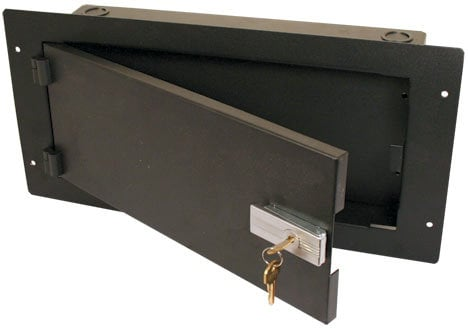 "RapcoHorizon Music WBOX6  6"" Long Locking Wall Box WBOX6"