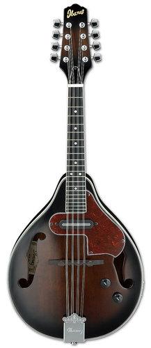 Ibanez M510EDVS Mandolin, Dark Violin Sunburst with Pickup, Rosewood Fingerboard M510EDVS