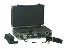 Listen Technologies LA-317 4-Unit Portable RF Product Charging/Carrying Case LA317