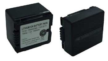 Empire Scientific BLI230-1.4 Battery for Panasonic CGA-DU14, LI-ION, 7.2V, 1400mAh BLI230-1.4