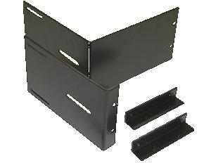 Anchor RM-1BK+  Rack-Mount, Single, Black  RM-1BK+