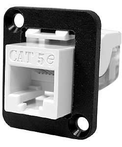 Ace Backstage Co. C25125  Connectrix RJ45/CAT5 Solid Wire on DBA C25125