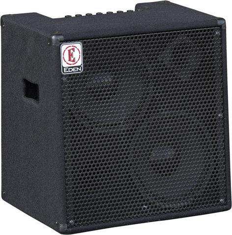 "Eden Amplification EC210 180W 2x10"" Bass Combo Amplifier EC210"