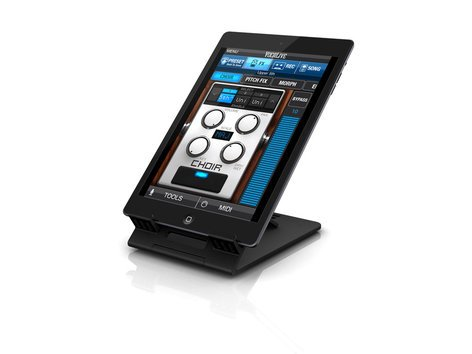 IK Multimedia iKlip Studio mini Studio Desktop Stand for iPad mini IKLIP-STUDIO-MINI