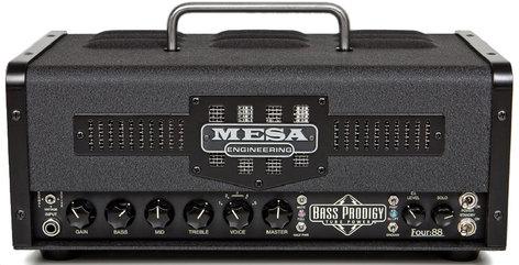 Mesa Boogie Ltd Bass Prodigy Four:88 250W Lunchbox Tube Bass Amplifier Head BASS-PRODIGY-HEAD