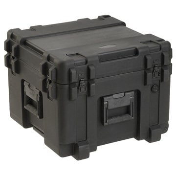"SKB Cases 3R1919-14B-EW  14"" Deep Waterproof Case with Wheels 3R1919-14B-EW"