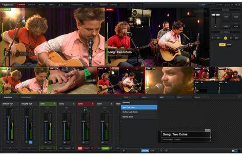 Livestream Studio™ Live Production Switcher Software LS-STUDIO-SOFTWARE