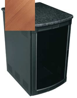 "Middle Atlantic Products BGR-25SA32MDK-HM  25RU (32""D) Honey Maple BGR Series Presentation Enclosure System BGR-25SA32MDK-HM"