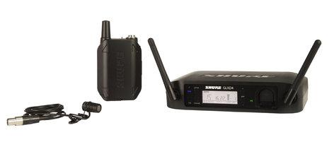 Shure GLXD14/85 Wireless System with WL185 Lavalier Microphone GLXD14/85