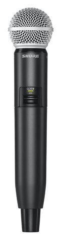 Shure GLXD2/SM58 Wireless Handheld Transmitter with SM58 Capsule GLXD2/SM58
