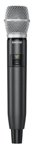 Shure GLXD2/SM86 Wireless Handheld Transmitter with SM86 Capsule GLXD2/SM86