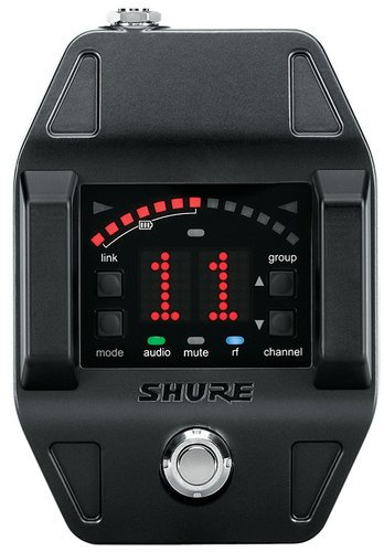 Shure GLXD6 Wireless Guitar Pedal Receiver GLXD6