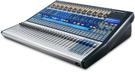 PreSonus StudioLive 24.4.2 [EDUCATIONAL PRICING] 24x4x2 Digital Mixer, QMix Compatible STUDIO-LIVE-2442-EDU
